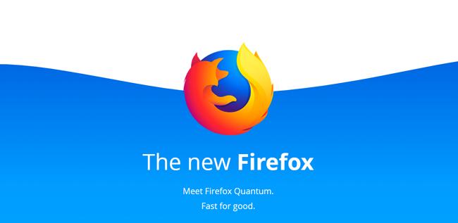 تحميل متصفح فايرفوكس كوانتم Firefox Quantum 2018 مجانا