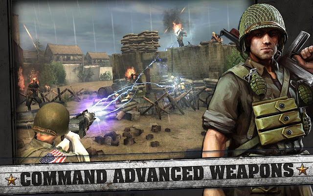 Frontline Commando: D-Day 3.0.4 pour Android