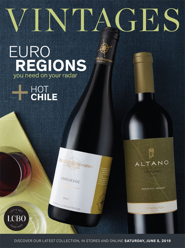 LCBO Wine Picks: June 8, 2019 VINTAGES Release