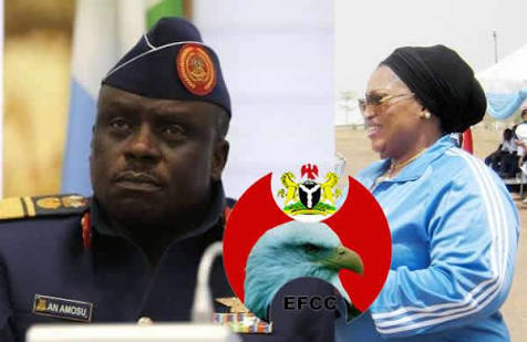 How We Recovered N2.4b & $115,000 From Ex-NAF Chief, Amosu's House - EFCC Reveals