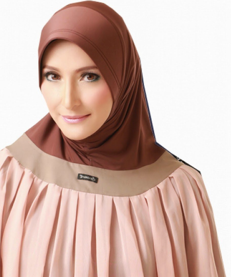 Model Hijab Terbaru Feminim