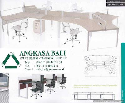 jual meja kerja di bali jual meja partisi kantor di bali jual meja kantor