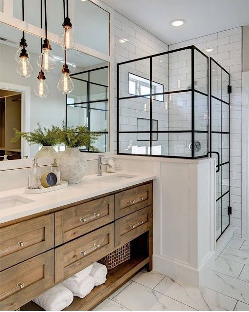 How to Light Up a Small Bathroom