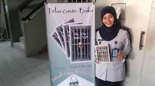 Wulan Murad, Narapidana Wanita yang Sukses Menulis Buku