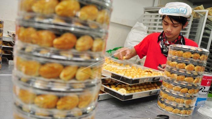 Lowongan Kerja Kasir, Produksi Kue, dan Produksi Roti Pontianak