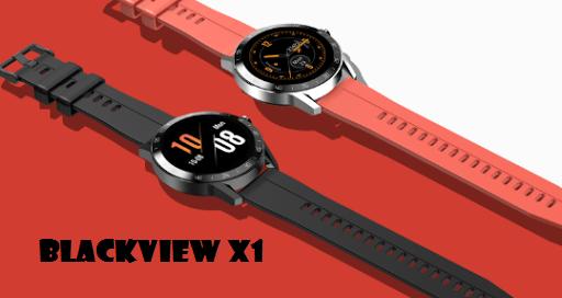 Blackview X1 smartwatch Full Specs + Best Price