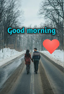 romantic good morning images for girlfriend