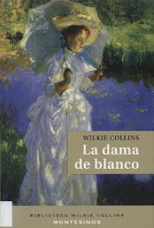 Portada del libro la dama de blanco para descargar en pdf gratis