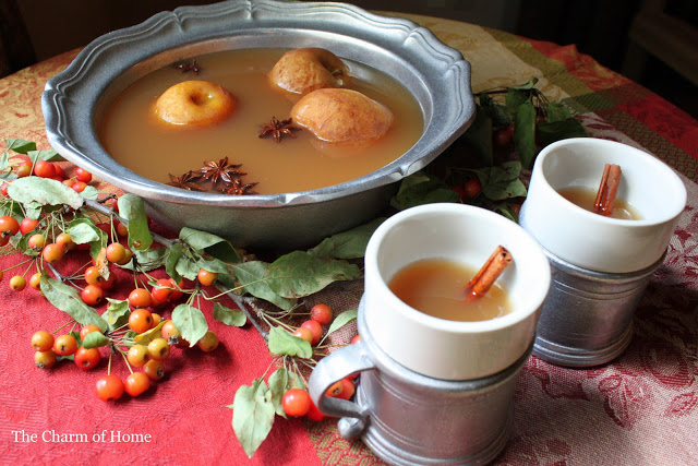 Mulled Apple Cider: The Charm of Home