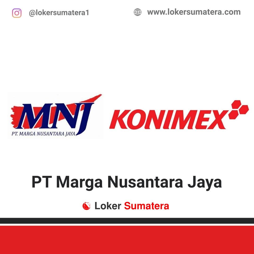 Lowongan Kerja Padang: PT Marga Nusantara Jaya (Konimex Group) Mei 2020