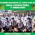 Copa Nambi: 36 segundos para começar a vitória do Rui Barbosa