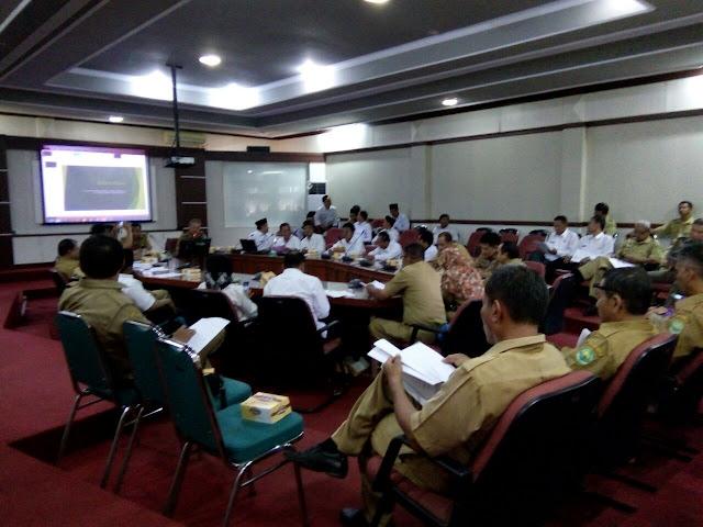 Rapat Persiapan MTQ Ke 46 Tingkat Kabupaten Subang Tahun 2016