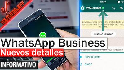 WhatsApp Business, WhatsApp, noticias de WhatsApp, WhatsApp 2017, noticias