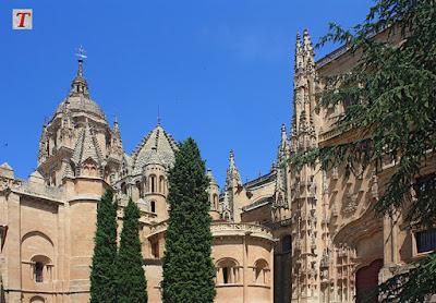 Ruta de la Vía de la Plata, Salamanca