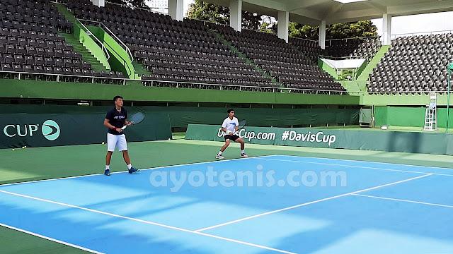 Jelang Hadapi Kenya, Begini Kondisi Terkini Anggota Tim Piala Davis Indonesia Menurut Febi Widhiyanto