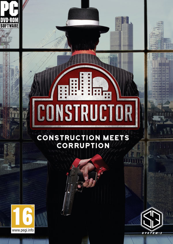 Constructor Made in America Cover PC