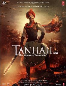 Tanhaji The Unsung Warrior 2020 Full Movie Download