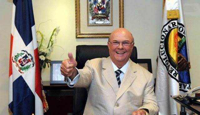EX PRESIDENTE DOMINICANO HIPÓLITO MEJÍA DE ACUERDO QUE A MILITARES Y POLICÍA SE LES PERMITA VOTAR EN ELECCIONES NACIONALES