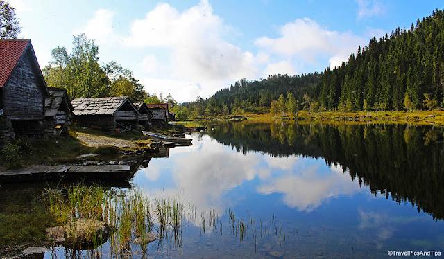 Le sud de la Norvège en 12 jours; itinéraire - Part 1