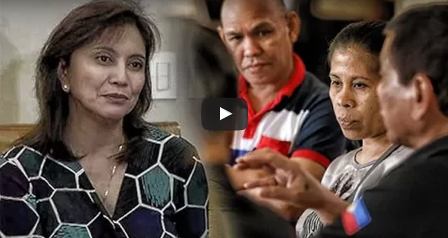WATCH: VP Leni Robredo Di Makapaniwala sa Pagbaliktad sa mga Magulang ni Kian?