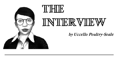The Interview by Uccie Poultry-Seale