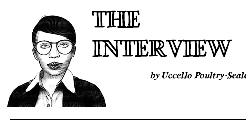Bay City Post: //archived The Interview by Uccie Poultry-Seale