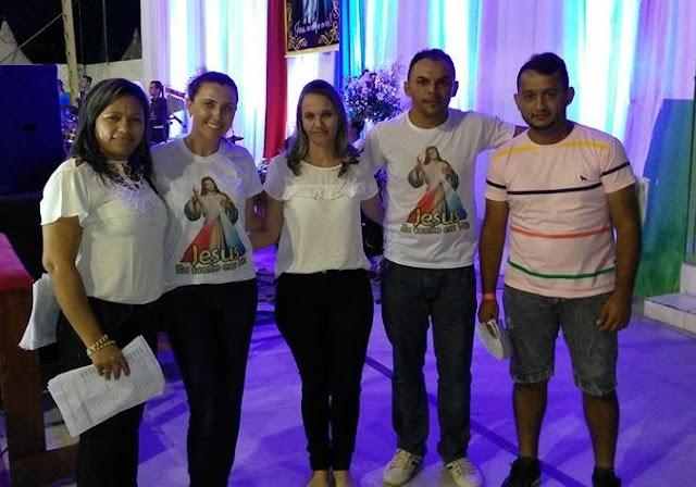 Em nota, a Vereadora Maria Pedrosa agradeceu a todos que participaram da 3ª Festa da Divina Misericórdia em Amparo