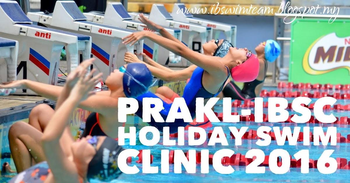 Ikan Bilis Swimming Club 1971 Kl Holiday Swim Clinic 2016