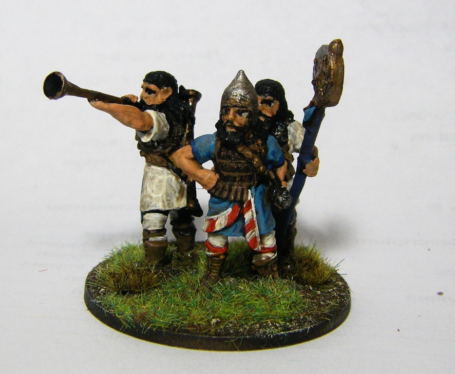 Biblical Era Photos of 15mm Assyrians, Sargonid for L'Art de la Guerre 2020