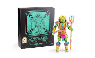 San Diego Comic-Con 2020 Exclusive Masters of the Universe Mer-Man MOTUbi Edition 1/6 Scale Figure by Mondo