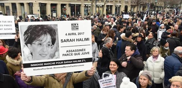 Во Франции убийца-антисемит избежал тюрьмы благодаря тому, что во время преступления был под кайфом!