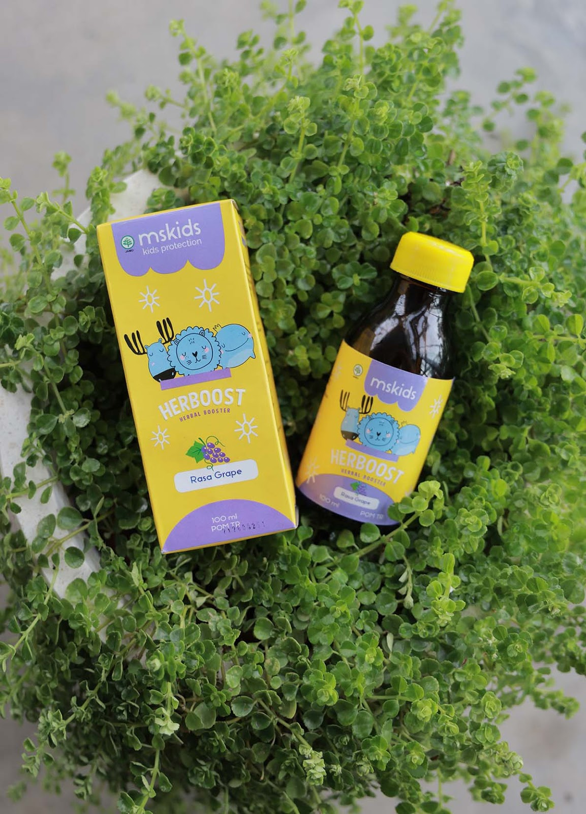 Herboost Herbal Booster