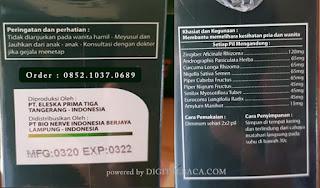 bionervee original, komposisi bionervee, obat herbal kapsul, bionerve obat herbal, harga bionerve, order bionerve,