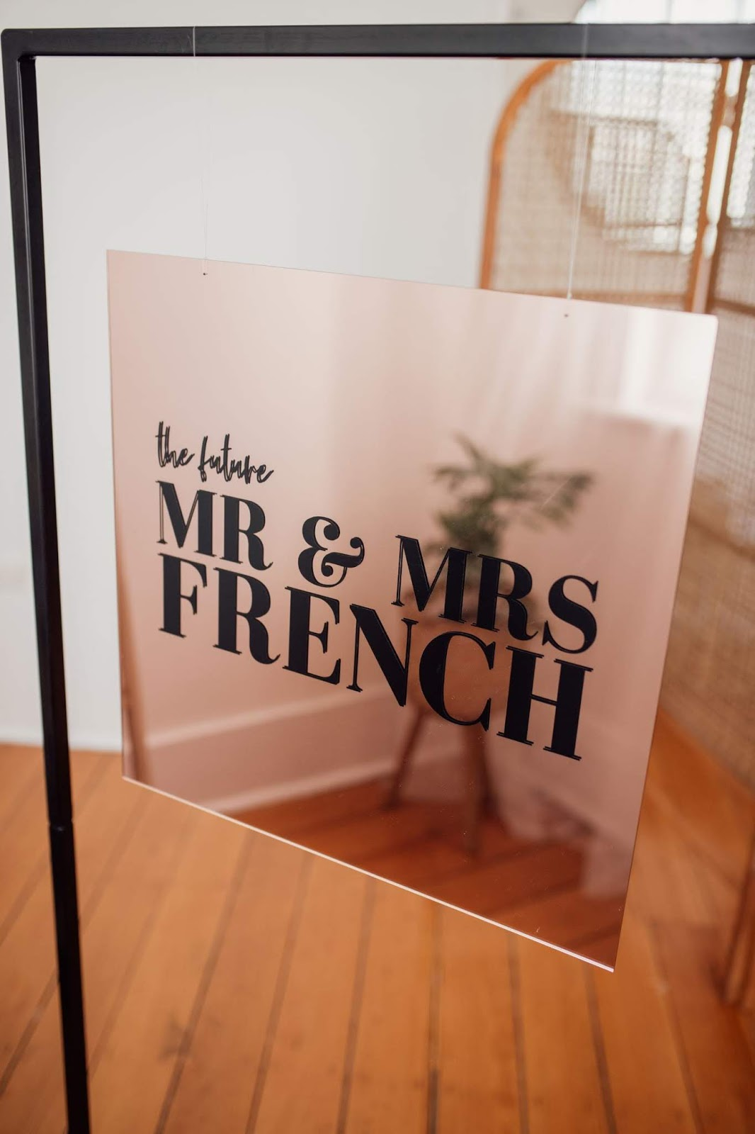 fleur and mae photography custom place cards event wedding signage weddings decor styling