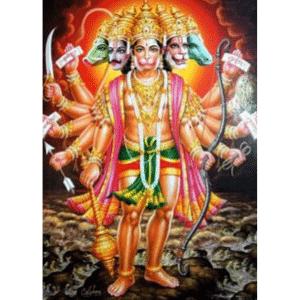 panchamukhi anjaneya