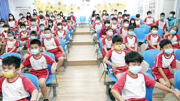 彰化預防腸病毒校園宣導 限水期也要聰明洗手趣