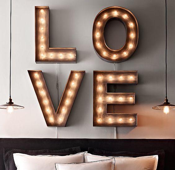 Cosas Bonitas: Letras Love-13