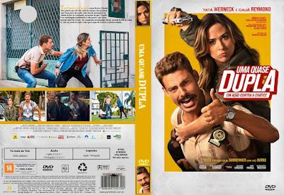 Filme Uma Quase Dupla DVD Capa