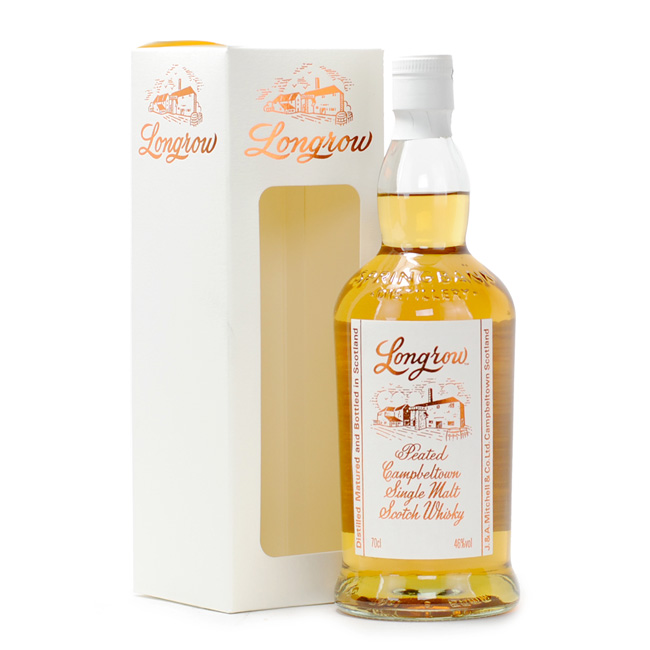 Four Strikes and We're Out! Longrow Peated, Benrinnes 23, Tamdhu 10, Ledaig 2005