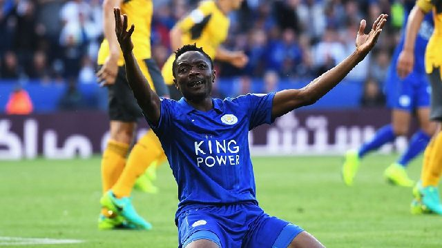 EPL: why Ahmed Musa failed to succeed at Leicester City -- Kanu Nwankwo