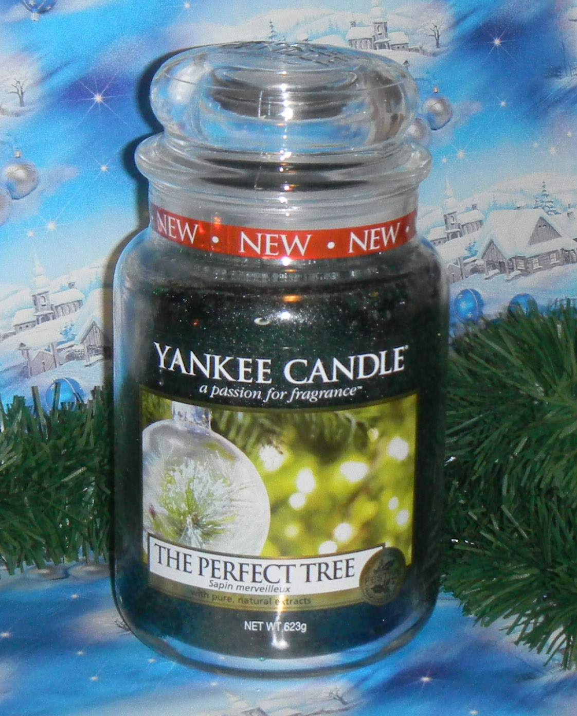 LIFE AND STUFF: 10 Yankee Candle Weihnachtsdüfte