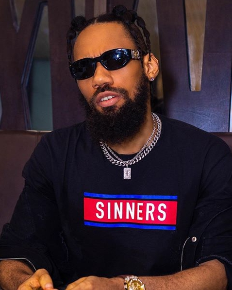 Phyno is a popular Nigerian rapper