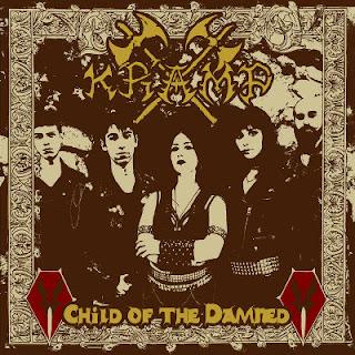 """Το single των Kramp """"Child of the Damned"""""""