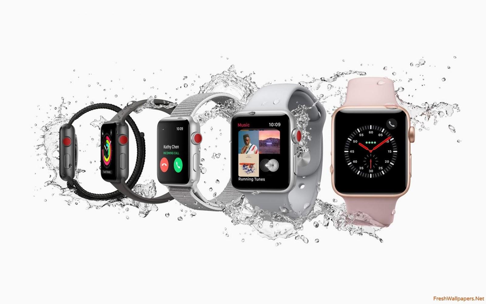 Apple Watch Series 3 wallpapers HD