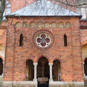 riga dome cathédrale cloître