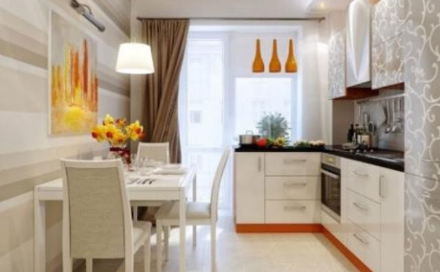 Desain interior rumah kekinian