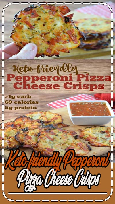 Forget delivery or takeout . . and all of the carbs, you can make my keto-friendly, crunchy cheese snack in less than 10 minutes.
