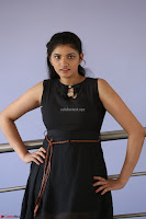 Khanishka new telugu actress in Black Dress Spicy Pics 43.JPG