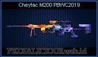 Cheytac M200 PBWC2019