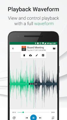 تحميل تطبيق Parrot لعمل التسجيلات الصوتية للأندرويد
